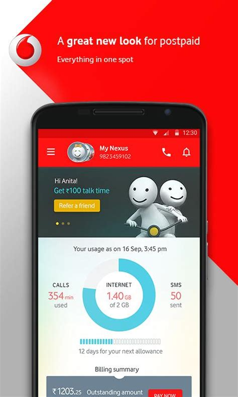 my apps android my vodafone app apk for android ios windows phone