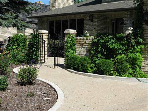 Landscape Architecture Winnipeg Blanchard Landscape Design Winnipeg Manitoba Canada