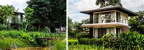 Garden Villas by Pond Garden Villas The River Resort