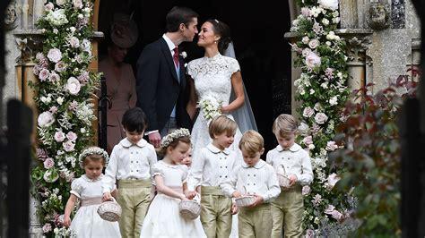 Hochzeit Pippa by Pippa Middleton Wedding Kate Middleton S Marries