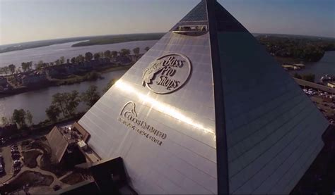 Bass Pro Shop Gift Card Locations - bass pro shops opens its pyramid shaped superstore outdoorhub