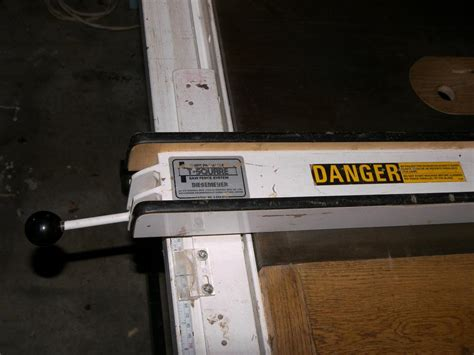 rockwell table saw extension rockwell delta 10 quot table saw with biesemeyer fence and