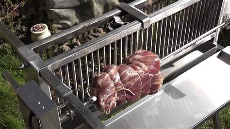 barbecue vertical fabrication maison