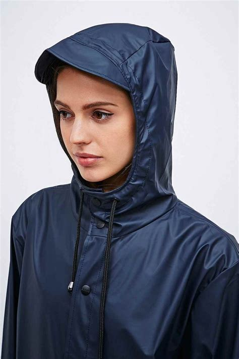 Kid Hoodie Raincoat Blue blue pvc hooded raincoat regenspul hooded raincoat raincoat and blue coats