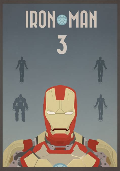 Ironman Poster Vintage iron posters and illustrations graphics design