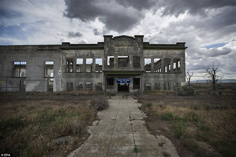 abandoned site abandoned us nuclear facilities that were dedicated to the