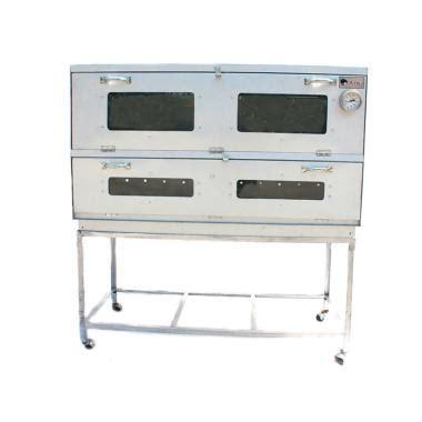 Oven Gas Ukuran 60 Cm jual kiwi oven gas singalum perak ukuran 110 x 58 cm