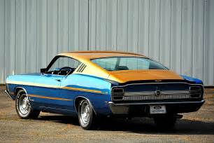 Torino Ford One Of A Holman Moody Prepped 1969 Ford Torino Cobra