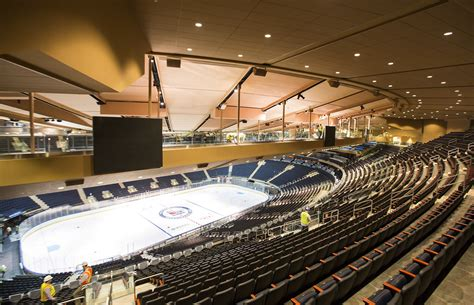 Blind Options York Inside Madison Square Garden S Construction Photos