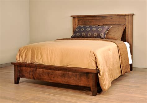 farm bed ruff sawn farm house bed ruff sawn by schlabach country