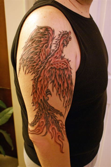 phoenix arm tattoo tattoos designs ideas and meaning tattoos for you