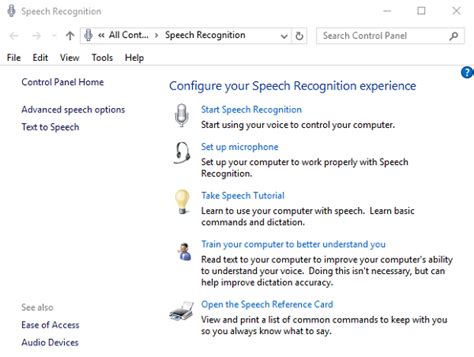 best speech recognition best speech recognition software for windows 10