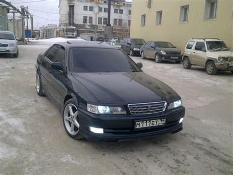 Toyota Chasser Toyota Chaser Avante G Picture 4 Reviews News Specs