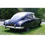 1950 Chevrolet Fastback In West Virginiajpg  Wikimedia Commons