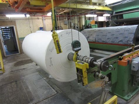 Tissue Roll Tisue Roll 25 Meter northeast usa complete 92 quot fourdrinier paper machine and