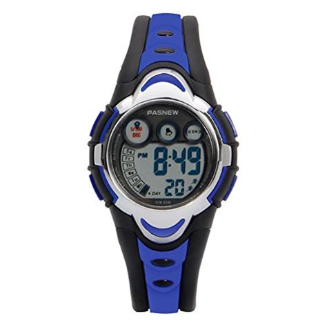 hiwatch youth waterproof digital sports with