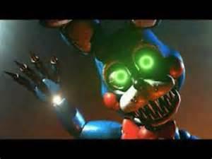 Sinister toy bonnie sings fnaf youtube