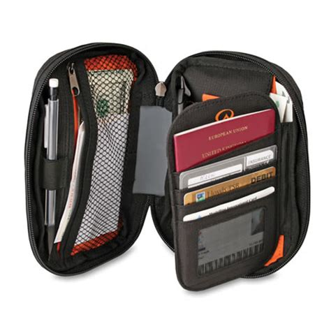 Home Organizer Cotidiana by Deluxe Travel Organiser Wallet From Lifeventure