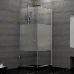 shower enclosures aquaspa deluxe shower screen with shelves amp towel rail
