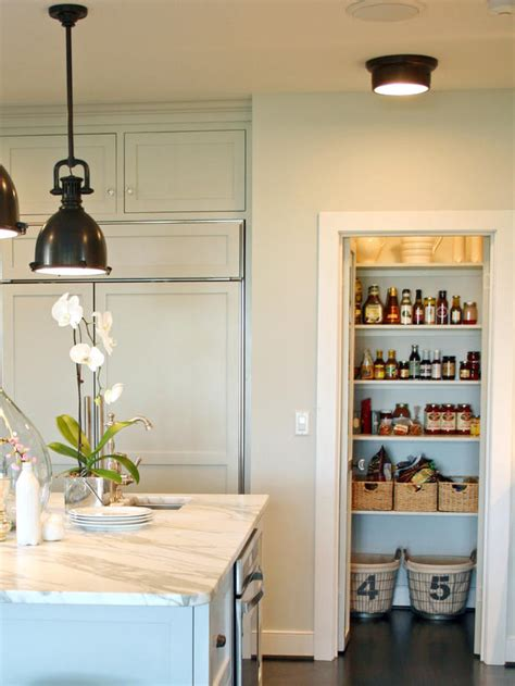 Pantry Ideas For Small Spaces by Transform Small Spaces With Hgtv Interior Design Styles