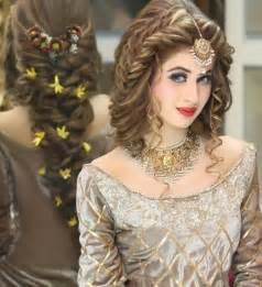 bridal hairstyles pakistani bridal hairstyle 2016 erotic and beautiful