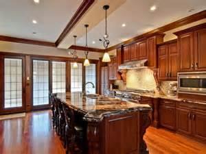 Luxury Kitchen Furniture Luxury Wooden Kitchen Cabinets Cherry Wood Wood Kitchen Cabinets Wooden Kitchen