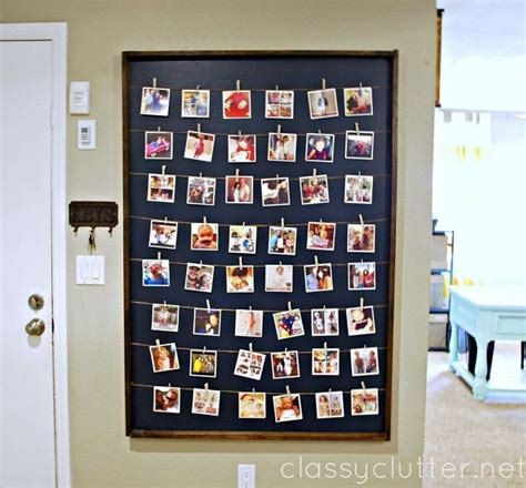 photo framing ideas 50 creative diy picture frame project ideas page 6