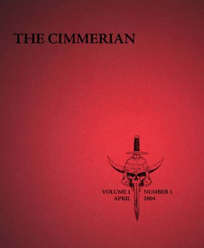 the devils grin volume 1481262262 the cimmerian v1n1 leo grin