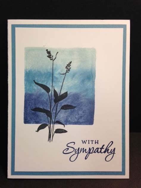 make your own sympathy card 1000 images about craft ideas thank you sympathy on