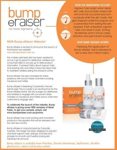 best ingrown hair products bump eraiser 17 best images about bump eraiser the waxing studio mk