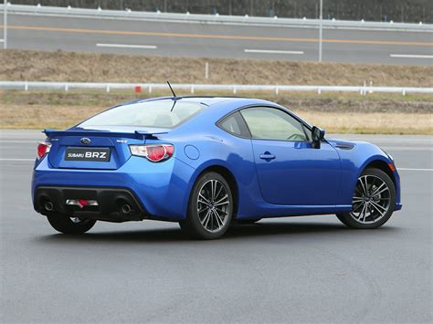 2014 Subaru Brz Price Photos Reviews Features