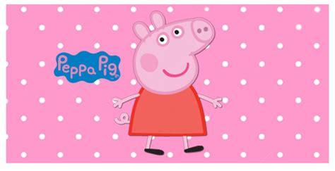 kit imprimible de peppa pig kit imprimible bar de peppa pig para cumplea 241 os bar gratis