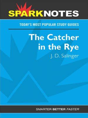 sparknotes catcher in the rye themes the catcher in the rye sparknotes by sparknotes