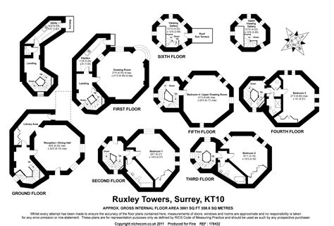 castle house plans with towers fairytale castle sky ruxley towers idesignarch interior house plans 2598