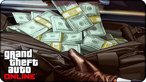 Gta V Money Making Online - gta v online make money in gta 5 online youtube