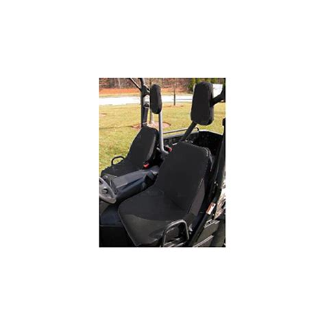 utv seat cover material fabric seat covers black yamaha utv s vintagejeepparts