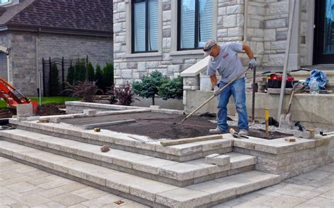 Unistone Pavers Paysgiste Bia Services