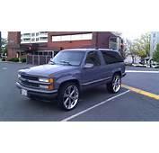 Lamarr1FTCs 1999 Chevrolet Tahoe In Washington WA