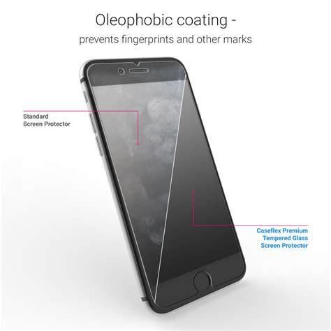 Iphone 6 Hyper Tempered Glass 9h 0 3 Mm Screen Protector caseflex iphone 6 plus and 6s plus screen protector
