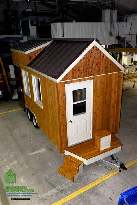 Tinyhouse Plans Habitations Micro 201 Volution Micro Et Mini Maison Tiny House