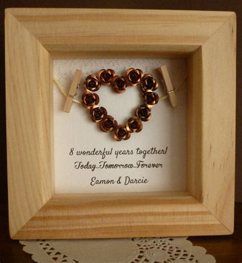 best 25 bronze anniversary gifts ideas on 8th anniversary dating anniversary gifts