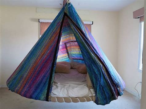 hammock bed for bedroom bedroom round shape hammock beds for indoors with brown