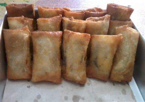 resep piscok meler oleh hania fathi cookpad