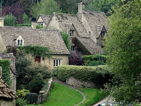Cotswalds Cottages by Bibury Cotswolds Flickr Photo