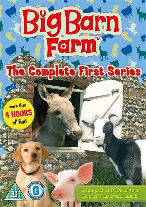 animal farm series 1 big barn farm complete series 1 iwoot