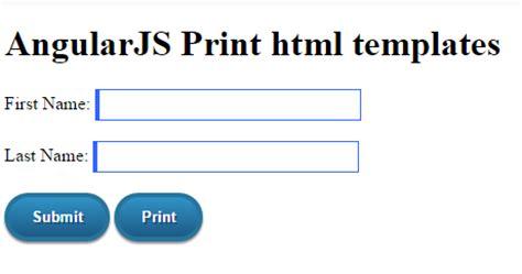 angularjs directive template angularjs print directive of html templates angular 2