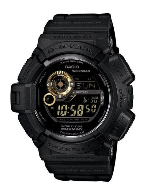 Casio G Shock Mudman G 9300gb 1 Gshock G9300gb Origin Diskon casio g shock gw 9300 mudman andequ mp3