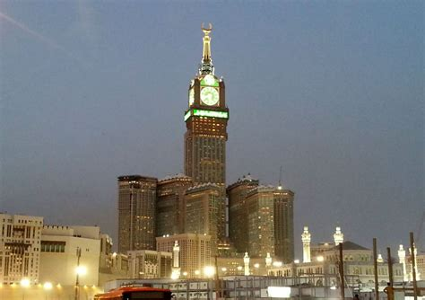 abraj al bait 5 tallest buildings in the world ubergizmo