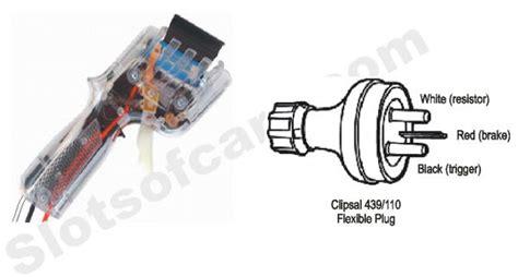 100 wiring diagram for slot car track ho slot car