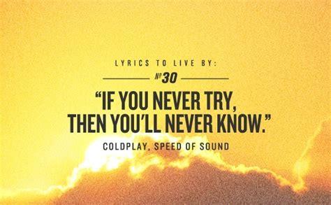 coldplay best lyrics quot speed of sound quot coldplay lyrics lyrics of life